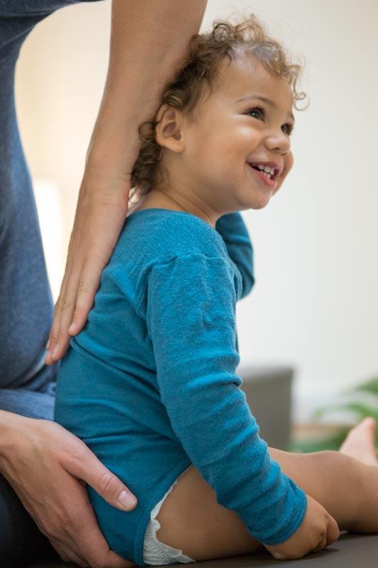 Osteopathie in der Schwangerschaft, für Mutter, Baby..